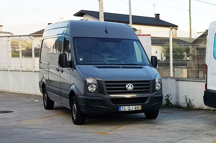 VW Crafter 11m3